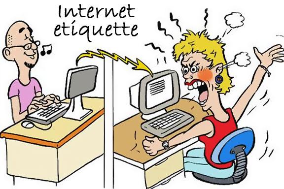 Συμπεριφορά στο Διαδίκτυο